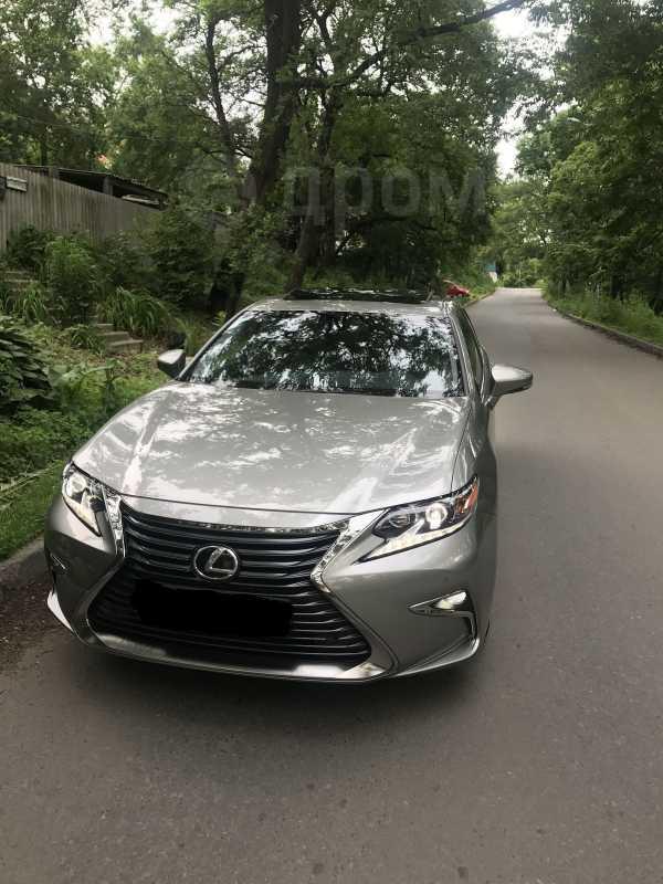 Lexus ES250, 2016 год, 1 830 000 руб.