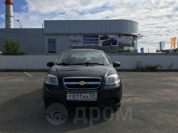 Chevrolet Aveo, 2010 год, 270 000 руб.