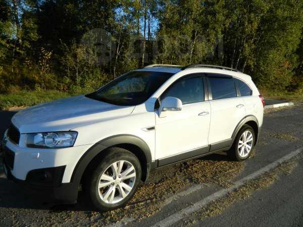 Chevrolet Captiva, 2013 год, 1 080 000 руб.