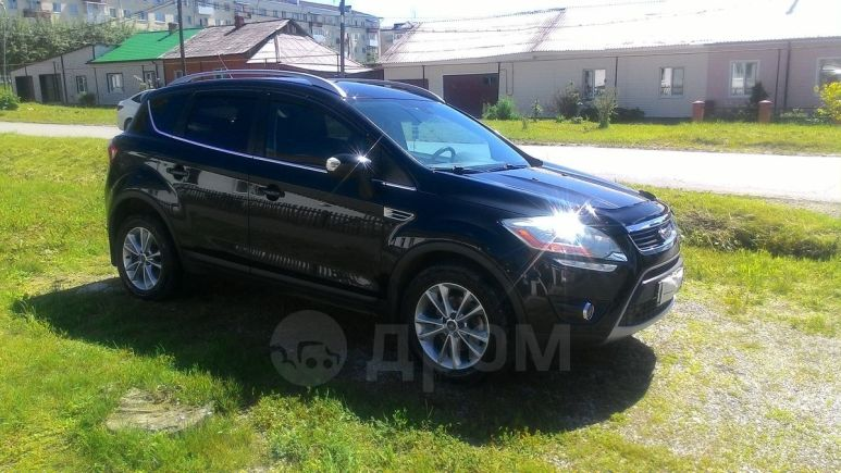 Ford Kuga, 2012 год, 815 000 руб.