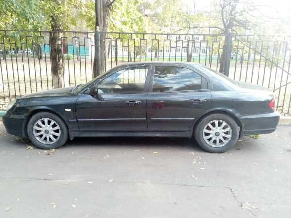 Hyundai Sonata, 2005 год, 195 000 руб.