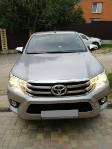 Анапа Hilux Pick Up 2015