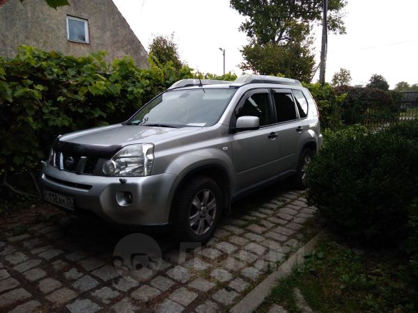 Nissan X-Trail, 2008 год, 620 000 руб.