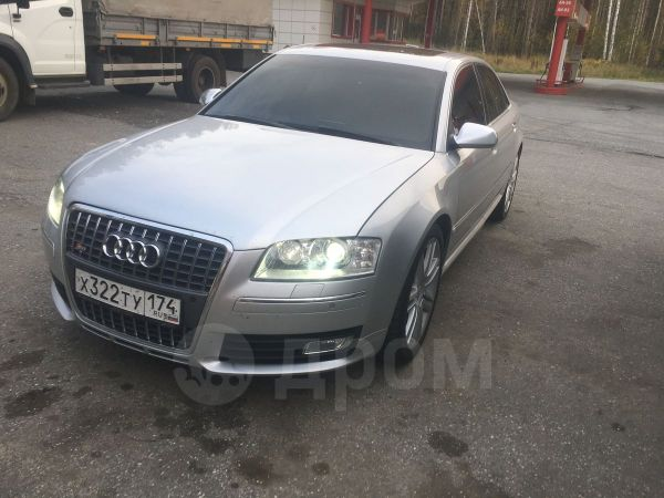 Audi S8, 2007 год, 550 000 руб.