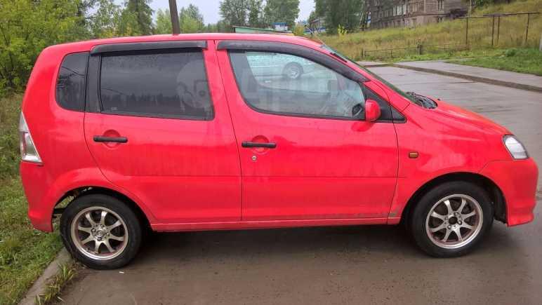 Daihatsu YRV, 2000 год, 160 000 руб.