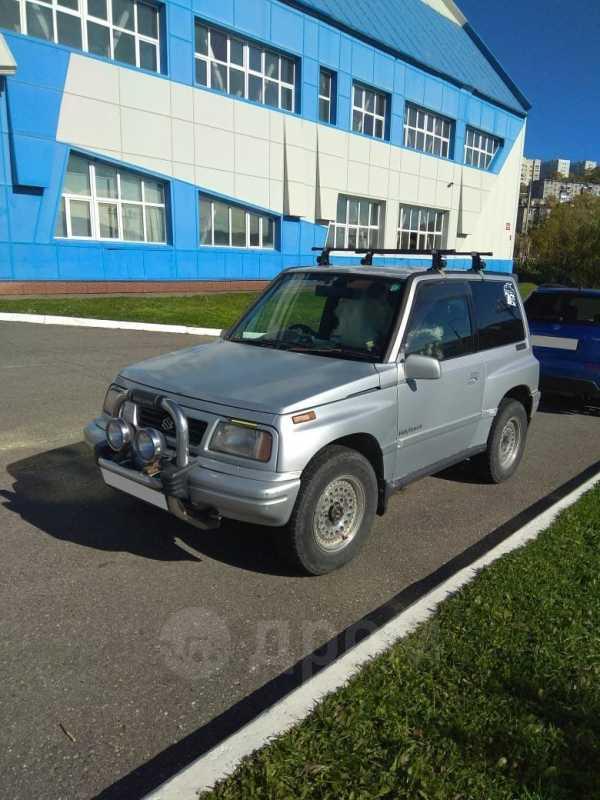Suzuki Escudo, 1996 год, 430 000 руб.