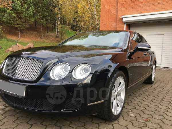 Bentley Flying Spur, 2011 год, 4 500 000 руб.