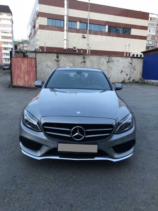 Mercedes-Benz C-Class, 2015 год, 1 340 000 руб.