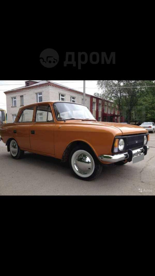 Москвич 412, 1982 год, 45 000 руб.