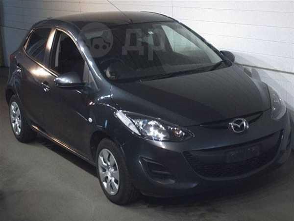 Mazda Demio, 2014 год, 568 000 руб.