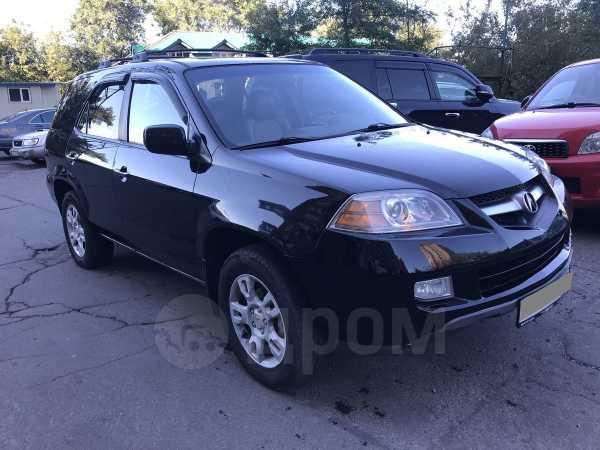 Honda MDX, 2005 год, 595 000 руб.
