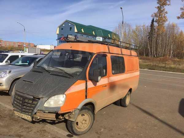 ГАЗ 2217, 2006 год, 120 000 руб.