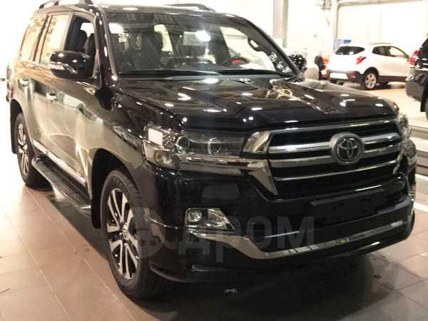Toyota Land Cruiser, 2018 год, 5 569 000 руб.