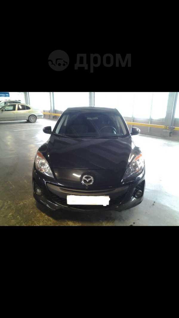 Mazda Mazda3, 2012 год, 540 000 руб.