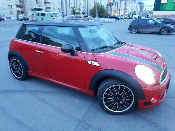 Mini Hatch, 2008 год, 495 000 руб.