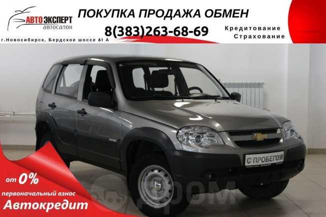 Chevrolet Niva, 2015 год, 439 000 руб.