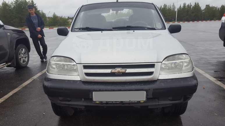 Chevrolet Niva, 2008 год, 228 000 руб.