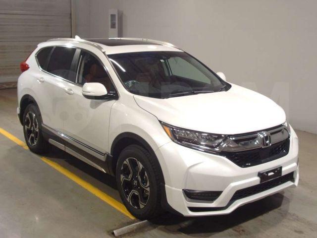 Honda Cr V 2018 Goda V Blagoveshenske Pokupka I Dostavka Lyubyh