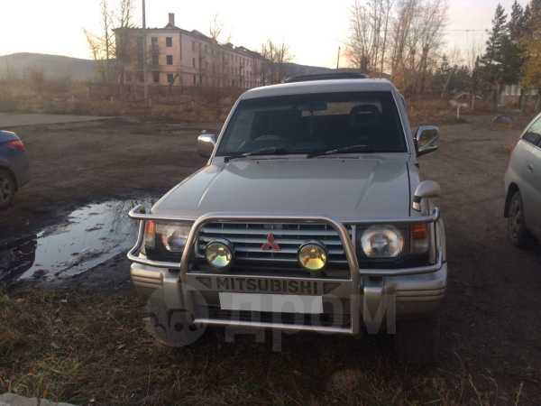Mitsubishi Pajero, 1993 год, 355 000 руб.