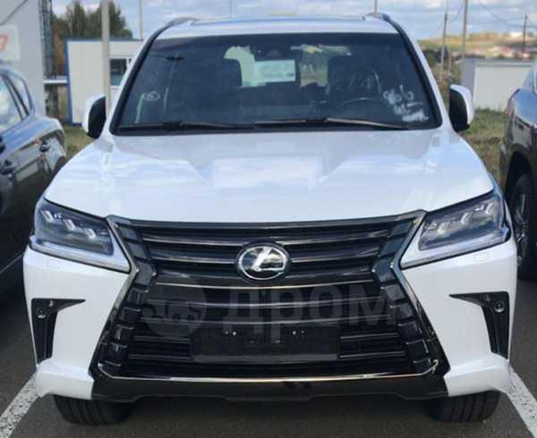 Lexus LX570, 2018 год, 6 755 000 руб.