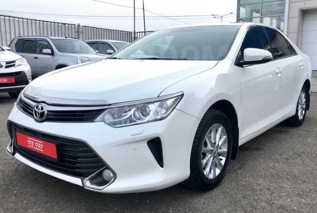 Toyota Camry, 2015 год, 1 140 000 руб.