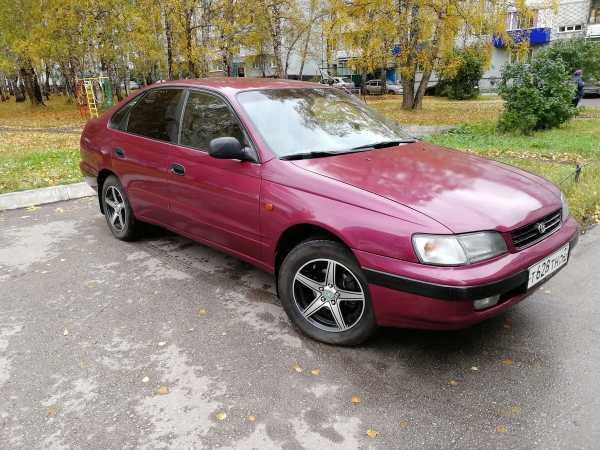 Toyota Carina E, 1995 год, 185 000 руб.