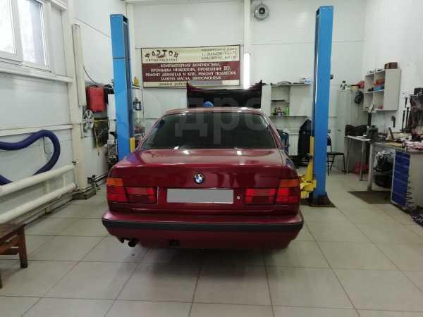 BMW 5-Series, 1990 год, 155 000 руб.