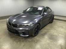 Москва BMW M2 2018