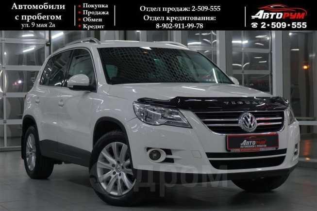 Volkswagen Tiguan, 2008 год, 697 000 руб.