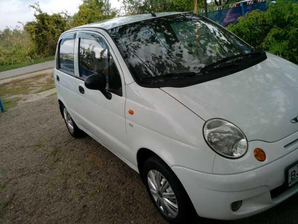 Daewoo Matiz, 2011 год, 205 000 руб.