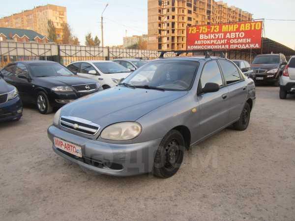 Chevrolet Lanos, 2007 год, 89 000 руб.