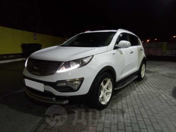 Kia Sportage, 2013 год, 999 999 руб.