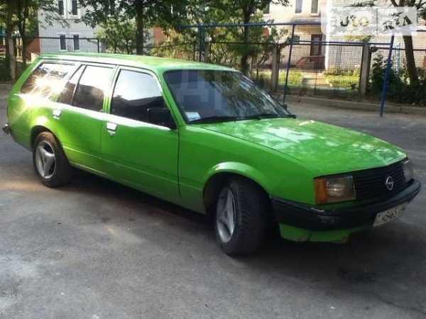 Opel Rekord, 1979 год, 70 000 руб.