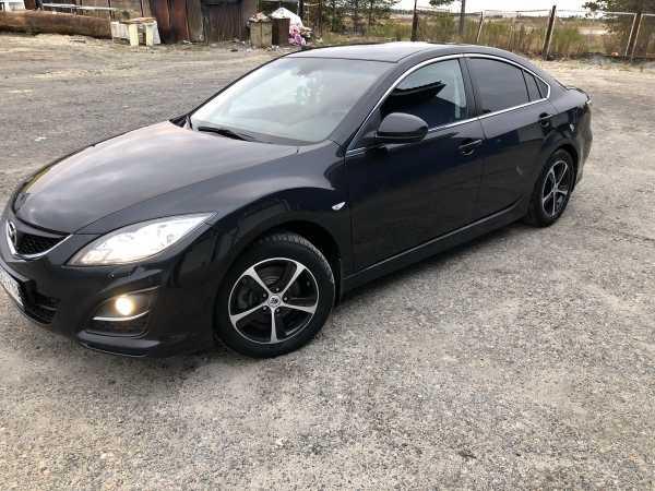 Mazda Mazda6, 2011 год, 620 000 руб.
