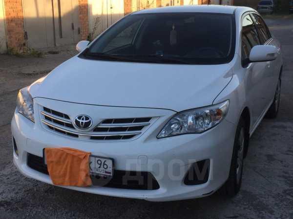 Toyota Corolla FX, 2012 год, 705 000 руб.