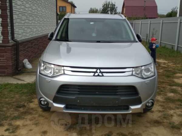 Mitsubishi Outlander, 2014 год, 1 550 000 руб.
