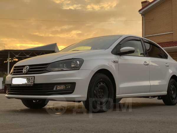 Volkswagen Polo, 2016 год, 669 000 руб.