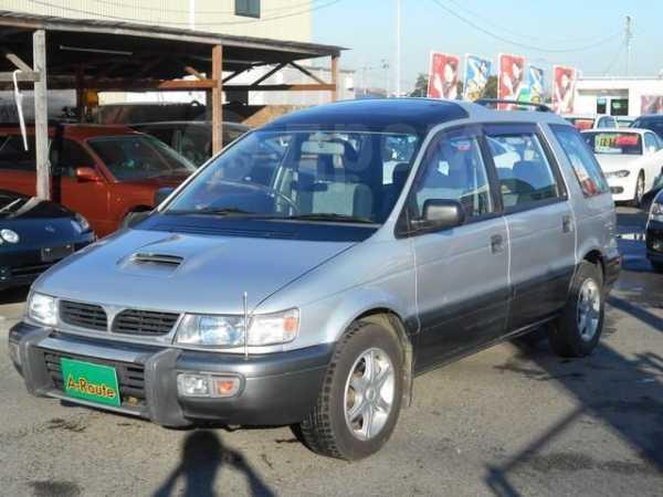 Mitsubishi Chariot, 1995 год, 170 000 руб.