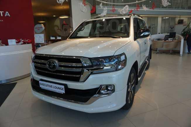 Toyota Land Cruiser, 2018 год, 6 244 057 руб.