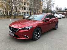 Томск Mazda6 2017