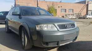Audi A6 Allroad quattro, 2001 г., Челябинск