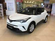 Томск Toyota C-HR 2018