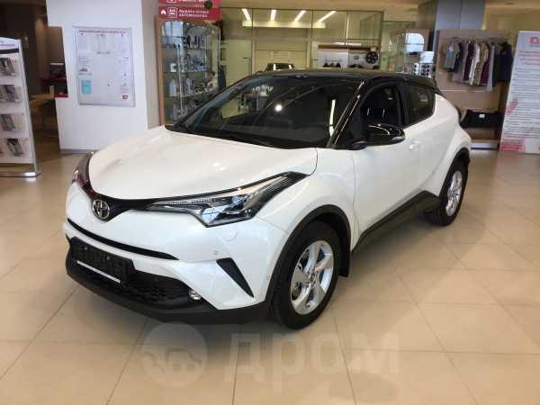 Toyota C-HR, 2018 год, 2 141 500 руб.