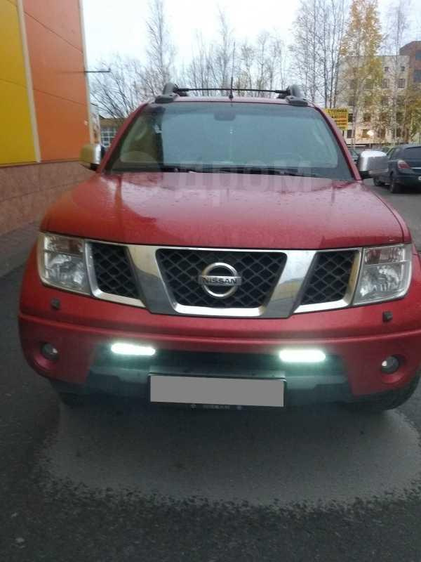 Nissan Navara, 2007 год, 710 000 руб.