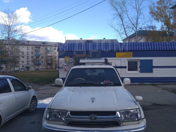Toyota Hilux Surf, 2002 год, 750 000 руб.