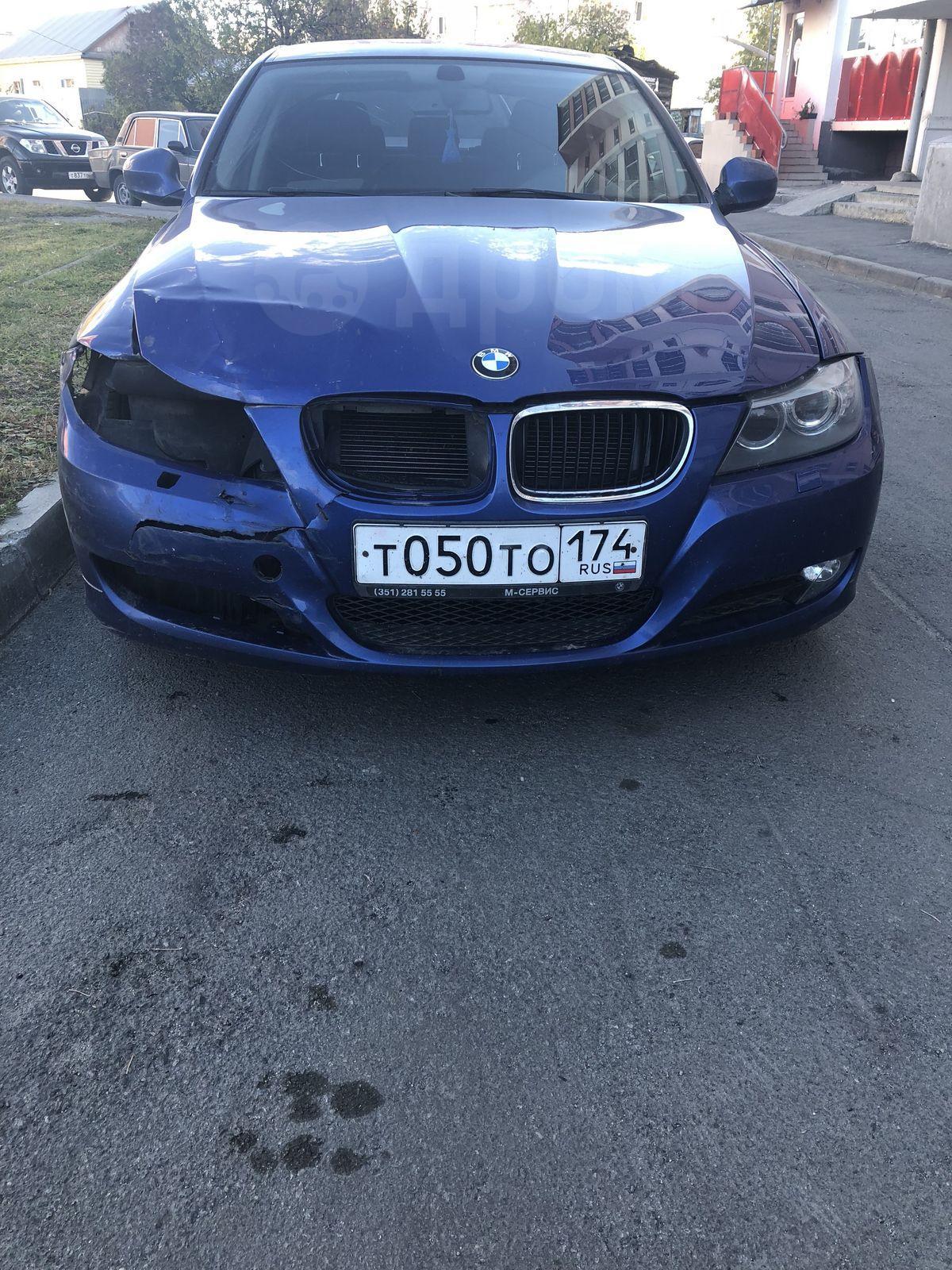 Купить BMW 3 Series 2011 в ЧеРябинске с пробегом АКПП седан 2