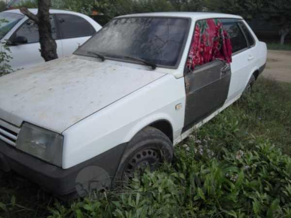 Лада 21099, 1997 год, 25 000 руб.