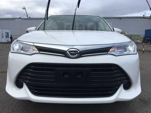 Toyota Corolla Fielder, 2016 год, 867 000 руб.