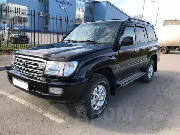 Toyota Land Cruiser, 2003 год, 1 290 000 руб.