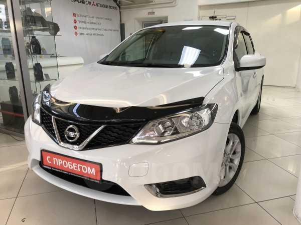 Nissan Tiida, 2015 год, 699 000 руб.
